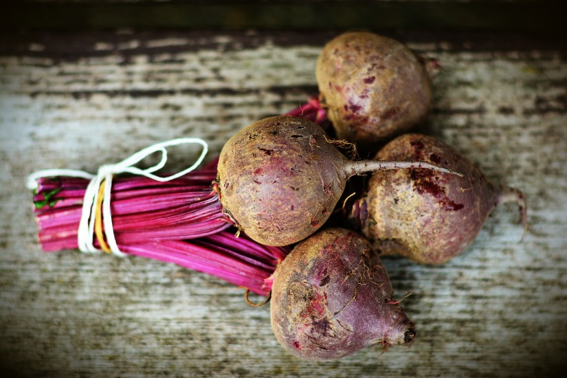 Boost your circulation, detoxify the spleen and help diabetes with beetroot
